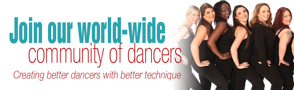 Join our worldwide community of dancers creating better dancers with better technique